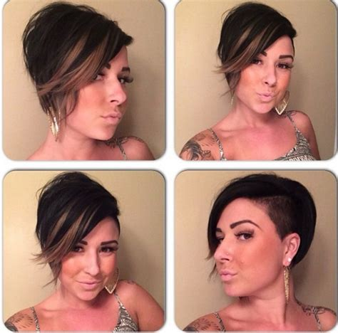 21 Stunning Long Pixie Cuts   <a  href=