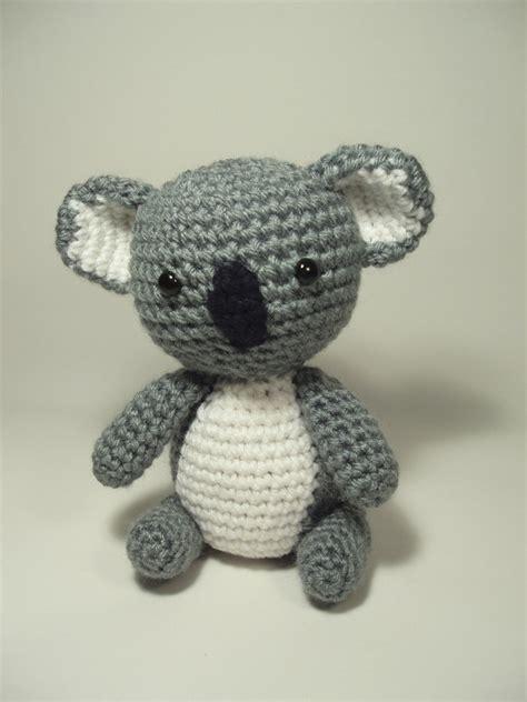 crochet pattern koala bear unavailable listing on etsy