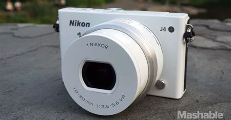 nikon 1 j4 600 point and shoot pretending to be a mirrorless review