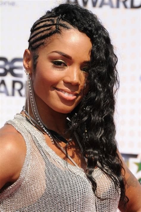 african american side braided hairstyles african american hairstyles trends and ideas braided