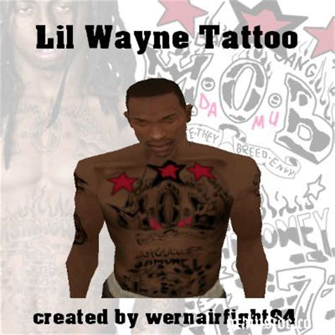 tattoo girl lil wayne download gta san andreas tattoos mods and downloads gtainside com