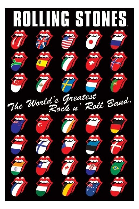the best band in the world best band in the world the rolling stones logos