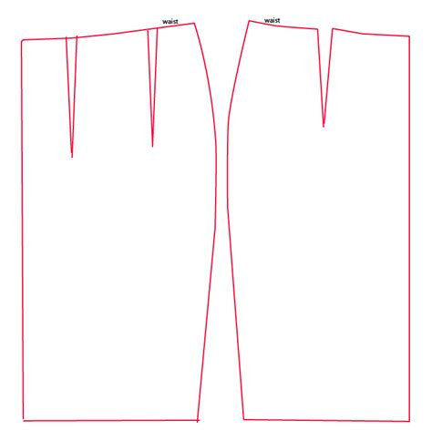 pattern drafting pencil skirt house of marmalade high waisted pencil skirt pattern