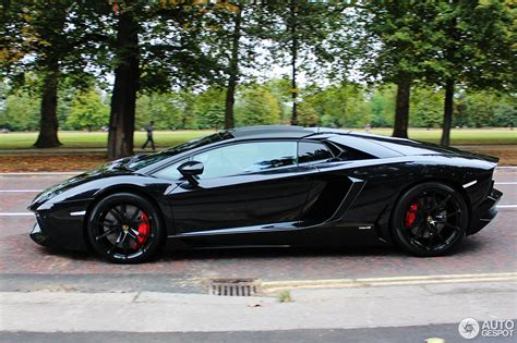 Lamborghini Aventador Black Price Lamborghini Aventador Lp700 4 Roadster 19 September 2016