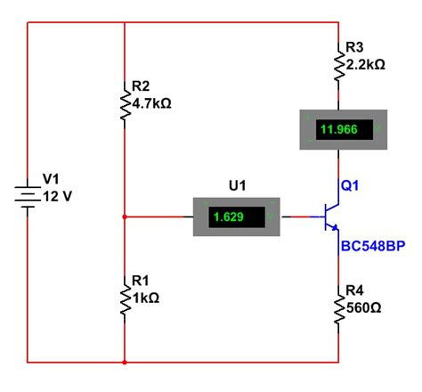 npn transistor circuit diagram the answer is 42 how do you use npn transistors