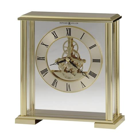 Home Decor Furnishings Accents by Howard Miller Table Clock Fairview 645622