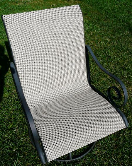 Patio Chair Replacement Fabric Patio Sling Fabric Replacement Fp 012 Balsa Phifertex Wicker