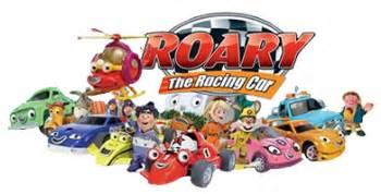 roary racing car