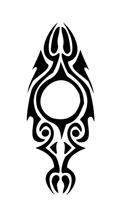 tribal circle tattoos tribal circle 187 ideas