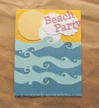 diy birthday invitation ideas make diy invitations