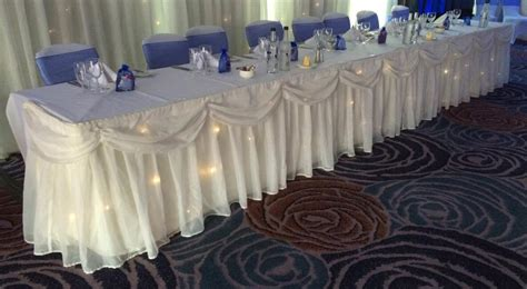 Wedding Backdrop Hire Nottingham by The Belfry Nottingham Floor Lighting Hire