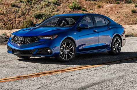 2020 Acura Tlx Type S Horsepower by 2018 Acura Tlx Reviews Research Tlx Prices Specs