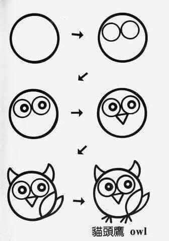 doodle draw animals how to draw animals step by step pinteres