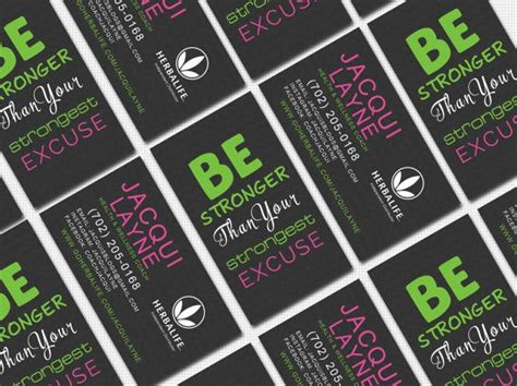 herbalife business cards free templates 8 best herbalife business cards images on