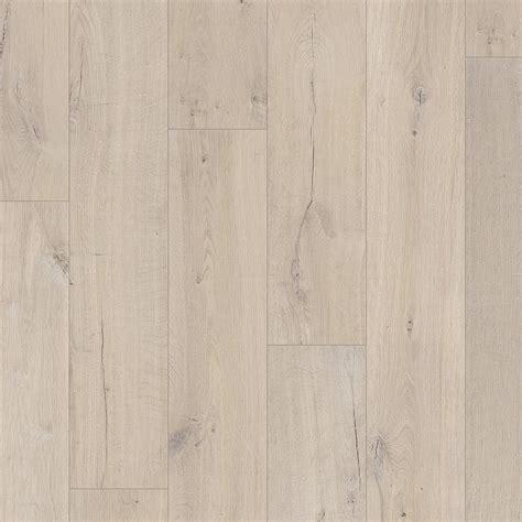 Quickstep Impressive 8mm Soft Beige Oak Laminate Flooring