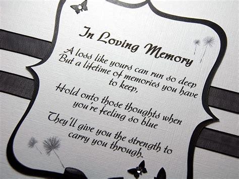 Handmade Sympathy Cards Verses - amara handmade sympathy card