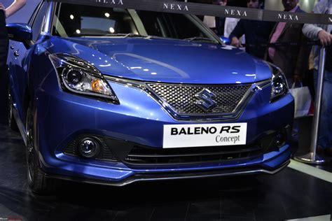 the maruti baleno rs 1 0l turbo petrol engine edit