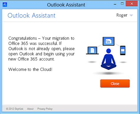 Assistant Outlook by Small Business Migration Suite Smb Skykick