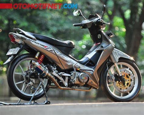 Kaliper Rem Belakang Supra X 125 Supra X 125 Fi Kepala Babi 2 modifikasi honda supra x 125 futuristik ridergalau