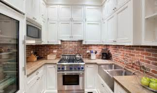 Marvelous Red Tiles For Kitchen Backsplash #2: 07-brick-backsplash-design-for-kitchens-homebnc.png
