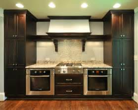 Double Oven Kitchen Design by Cooktop With Double Oven Kitchen Corner Custom Pinterest