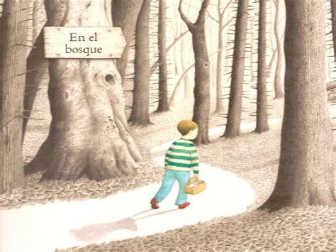 libro el bosque de los cuento en el bosque a browne
