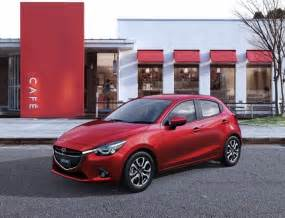 2016 mazda 2 revealed details and images