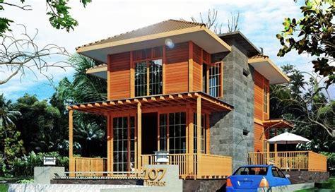 desain dapur minimalis kayu desain rumah kayu minimalis modern modern design property