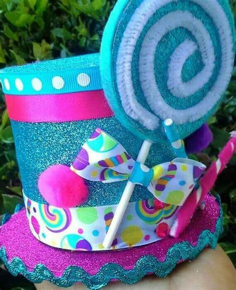 Sombreros Divertidos De Mujer Como Hacerlos De Goma Eva | pin de monica trevi 241 o en a pinterest sombreros locos
