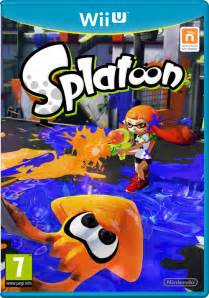 Splatoon Cover Art (Wii U EU) by soyd on DeviantArt