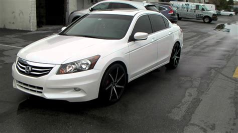 honda accord 20 inch rims 877 544 8473 20 quot inch css7 black wheels 2012 honda accord