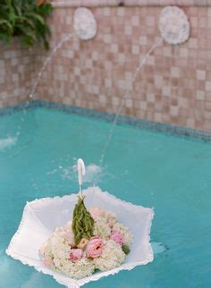 floating pool decorations floating centerpiece for
