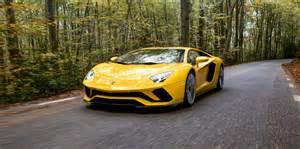 Sport Cars Lamborghini The Lamborghini Aventador S Elevating The Benchmark For