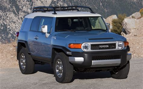 2012 Toyota Fj Cruiser Toyota Fj Cruiser 2012 Widescreen Car Wallpaper 15