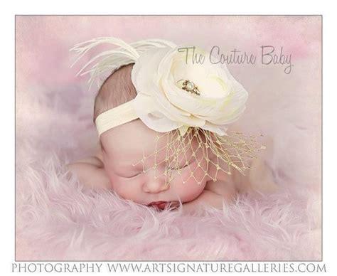 chagne ivory shabby flower headband items similar to ivory beige white shabby chic soft