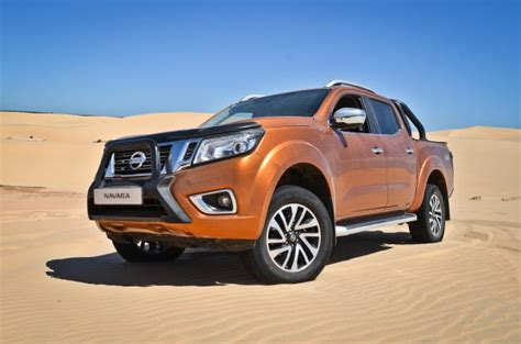 all new navara launch kick starts busy year for nissan in