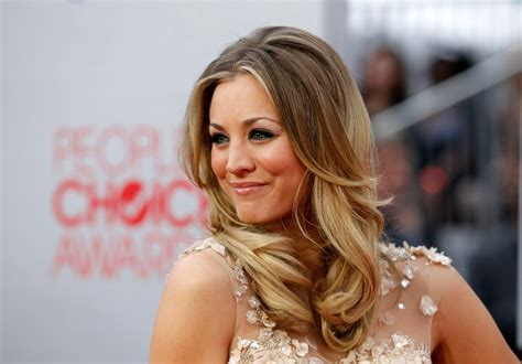 pennys from big bangs new hairstyle hollywood kaley cuoco profile pictures images and