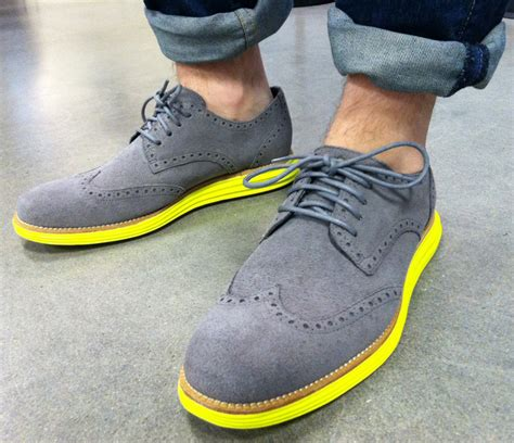 Dress Shoe Nike Sole by Day 72 366 Last Pair In His Size And In His Preferred Color Way Adam S Cole Haan Lunargrand