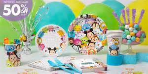 Birthday Supplies Tsum Tsum Supplies Tsum Tsum Birthday Ideas