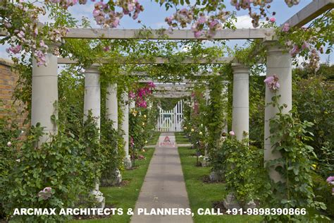best architect for marriage garden design in india