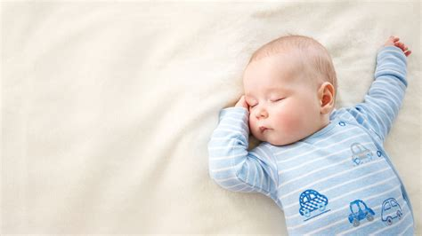 baby schlafen legen idealste schlafposition de