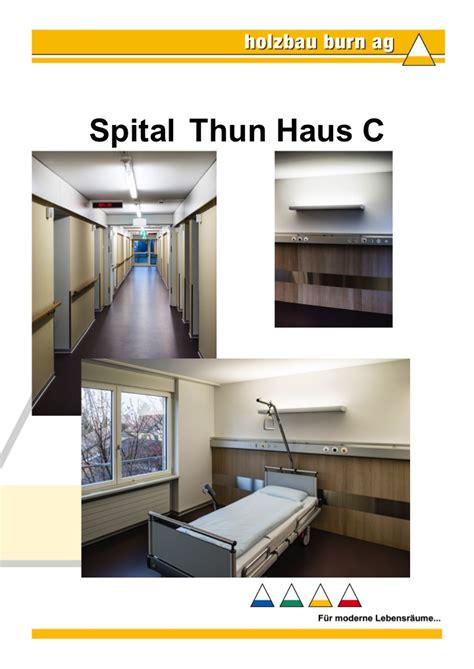 haus c spital thun haus c