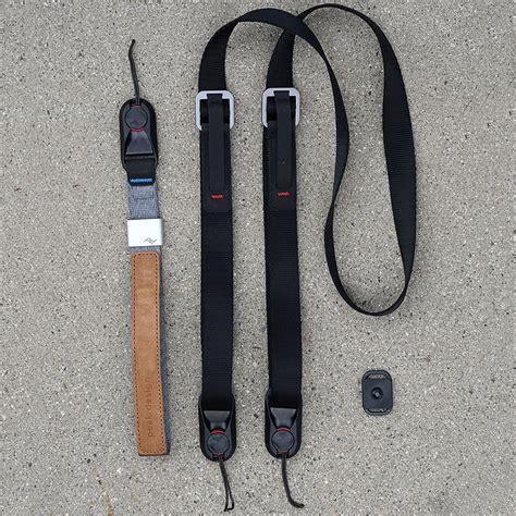 Peak Design Leash new gear and impressions peak design s leash shoulder