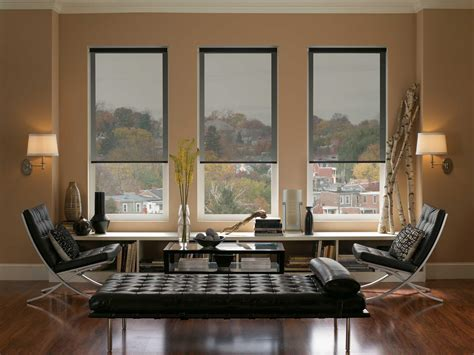 window covering for large windows blackout blinds for large windows window treatments