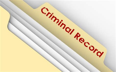 The Of A Criminal Record Criminal Record Checks Ellis Whittam