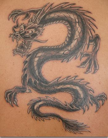 big dragon tattoo designs design tattoos