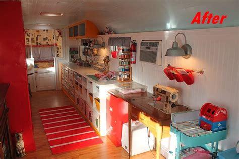 diy craft studio daring diy craft room caravans craft storage ideas