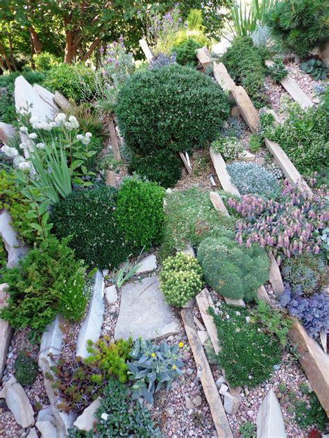 Prairiebreak Rock Garden Design Designing A Rock Garden