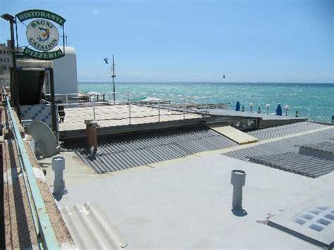 pizzeria bagni italia genova vista ristorante sul mare picture of catainin genoa