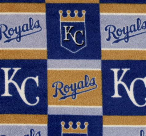 Upholstery Fabric Kansas City by Foust Textiles Inc Fabrics Kansas City Royals Fleece Interiordecorating